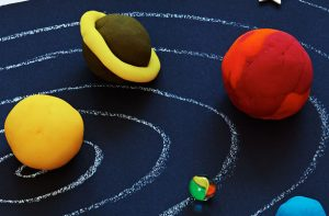 Play-Doh Planets