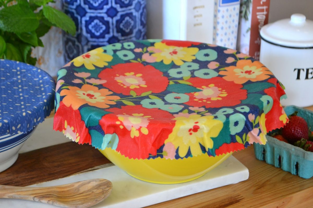 DIY Beeswax Wraps - Custer County Library