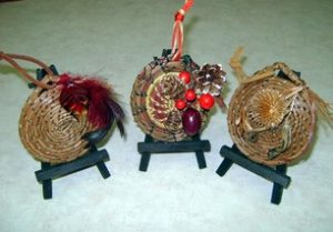 Pine Needle Coiling Class
